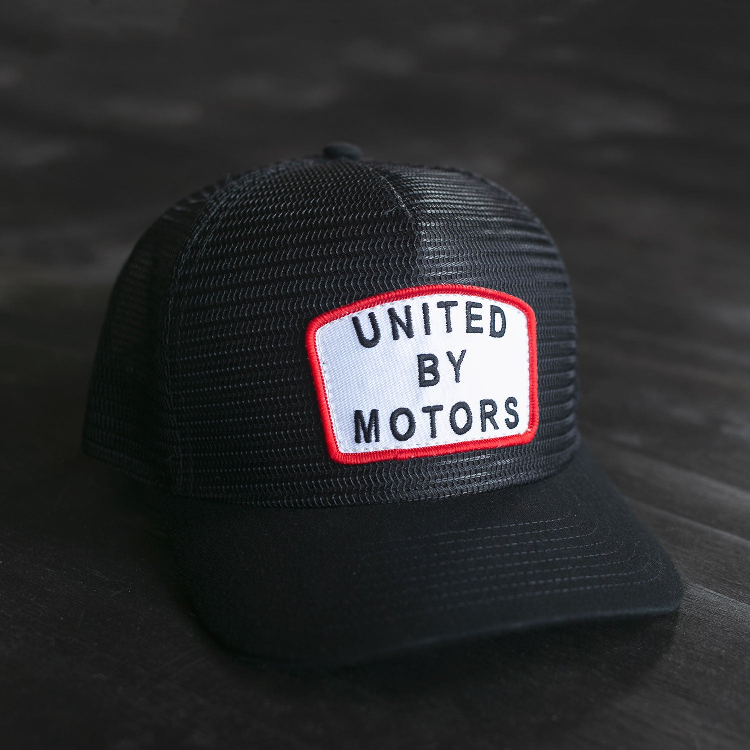 United By Motors Mesh Face