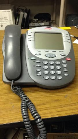 Avaya 2420 Business Office Telephone Phone