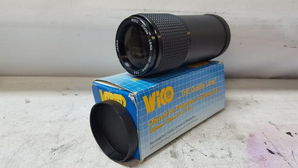 "Wiko Zoom Projection Lens/F.F 4""~6"" for Kodak Carousel Ektagraphic Projector"