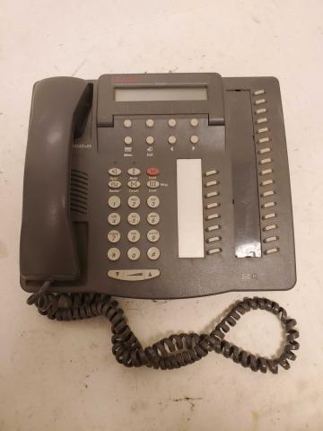 Avaya 6424D+M Office Telephone