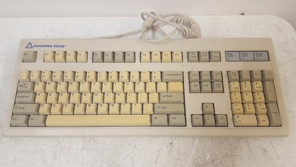Vintage Leading Edge BTC-5369 Keyboard
