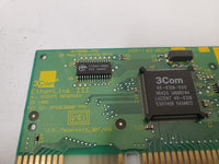 3Com EtherLink III 03-0020-006 REV A LAN ISA Card