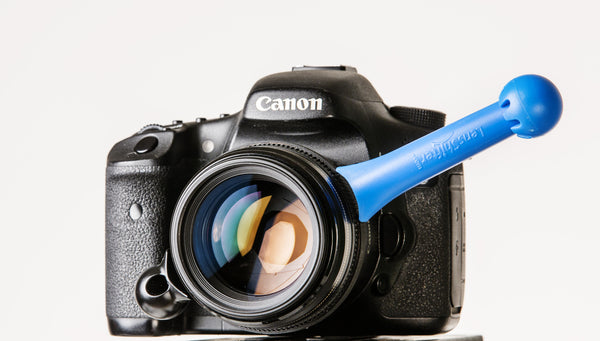 LensShifter: Balanced Focus & Zoom Camera Lens Grip