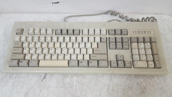 Vintage Chicony Electronics KB-5911 Mechanical Computer Keyboard
