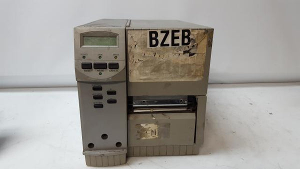 Zebra Z4000 Thermal Label Barcode Printer Configuration 4000-111-00000
