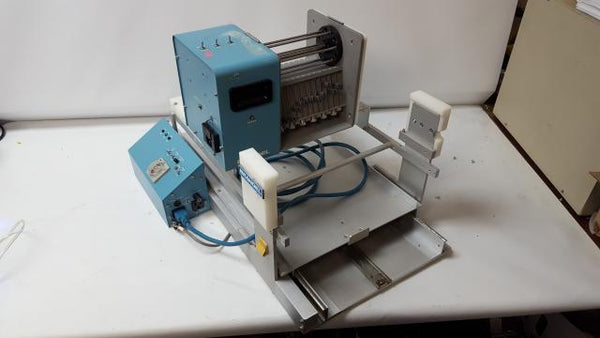 Brandel SF-12 Suprafusion 1000 12 Channel Tissue Sample Perfusion System As Is