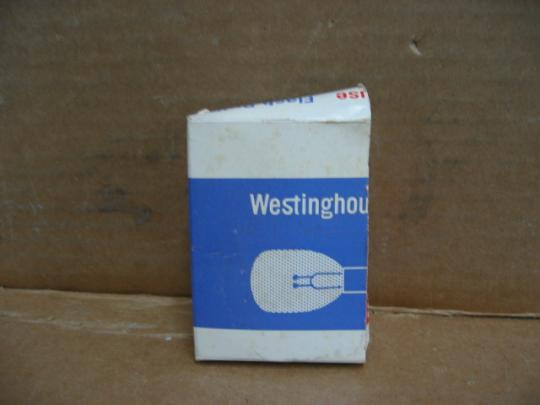Westinghouse M3 Package Of 6 Flashbulbs