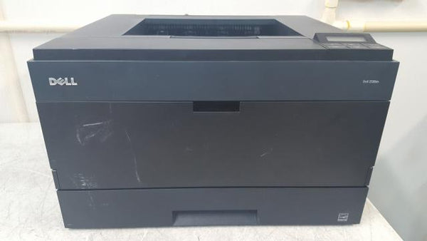 Dell 2330dn Monochrome Laser Printer Page Count: 34998