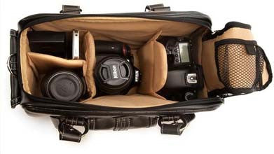 The A-Z of Choosing a Suitable DSLR Backpack or Bag