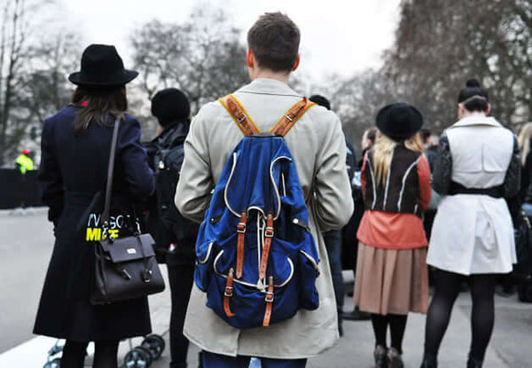 The Leather Rucksack Choosing and Accessorizing It
