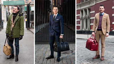 5 Reasons for Getting a Leather Duffle Bag