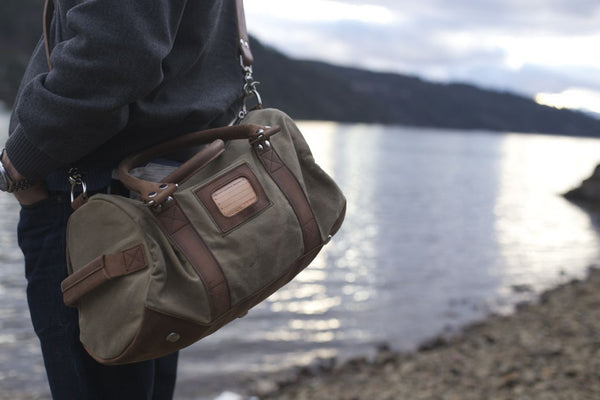 The Best Canvas Duffle Bag to Suit Your Style & Needs