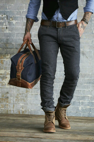 The Best Canvas Duffle Bag to Suit Your Style   Needs 04807cd7ca640