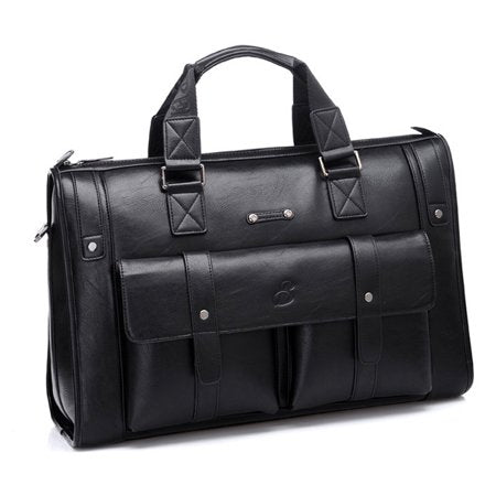 Men Business Shoulder Bag Messenger Handbag Large
