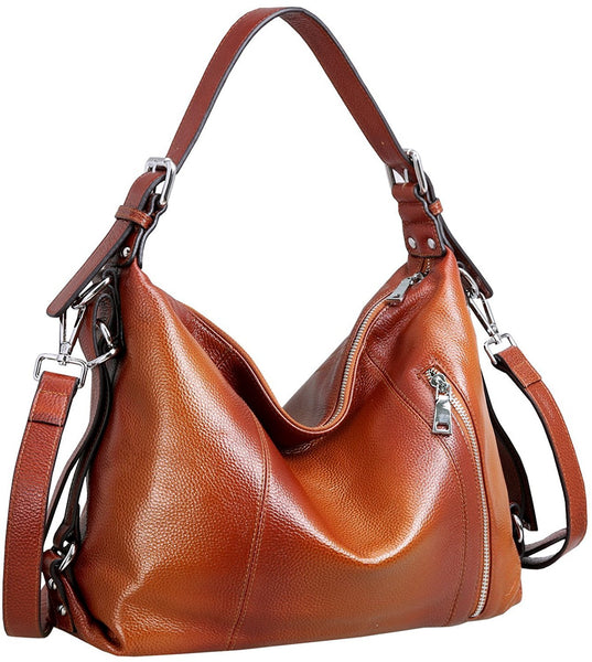 Satchel Ladies Handbag Purse Tote Bag for Women Leather Shoulder Bag