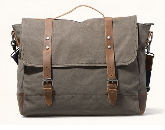 Casual Cross Body Messenger Brief Bag