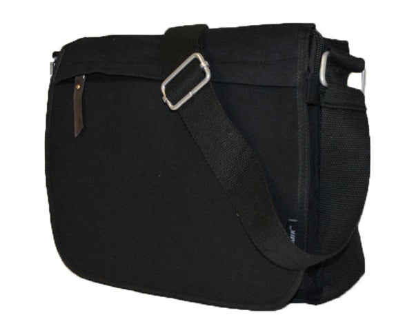 Classic Canvas Messenger Bag - Serbags  - 2