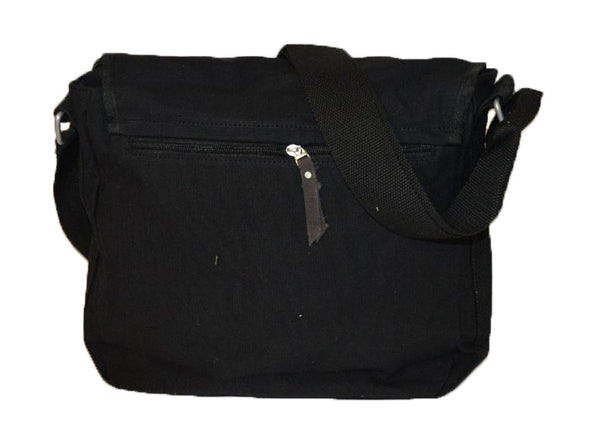 Classic Canvas Messenger Bag - Serbags  - 3