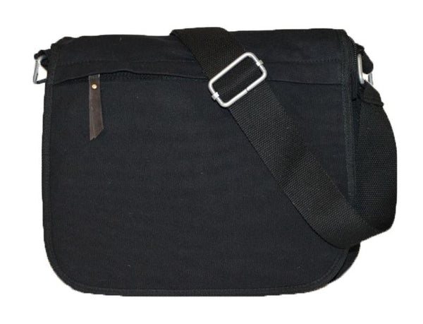 Classic Canvas Messenger Bag - Serbags  - 1
