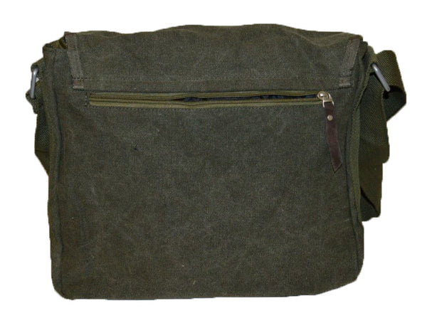 Classic Canvas Messenger Bag - Serbags  - 6
