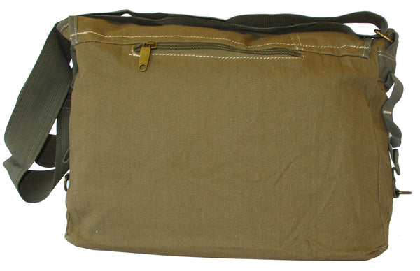 US Eagle 1968 Military Canvas Messenger Bag - Serbags  - 4