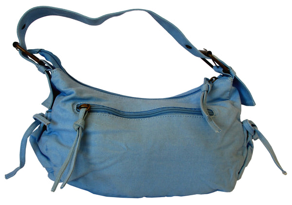 Fashionista Blue Pretty Handbag for Girls - Serbags  - 4