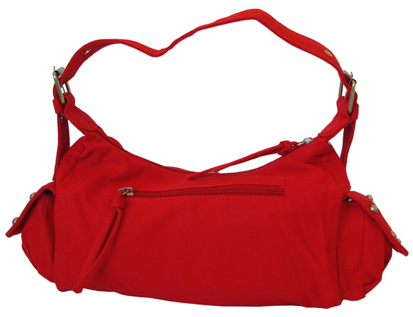 Stylish Red Cute Handbag for Girls - Serbags  - 4