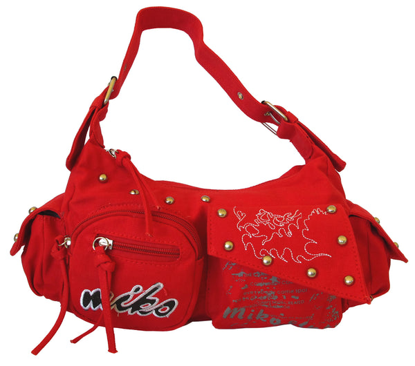Stylish Red Cute Handbag for Girls - Serbags  - 1