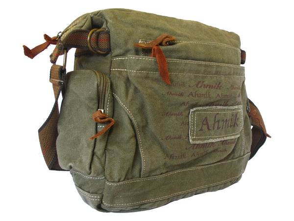 Vintage Shoulder Bike Messenger Bag