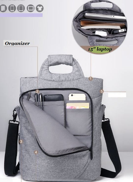 Premium Laptop Organizer with many pockets