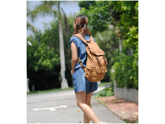 Womens Rucksack Backpack