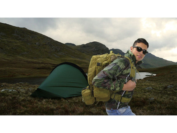 Military Hunting Hiking Fishing Outdoor Waterproof - Khaki - Serbags  - 14