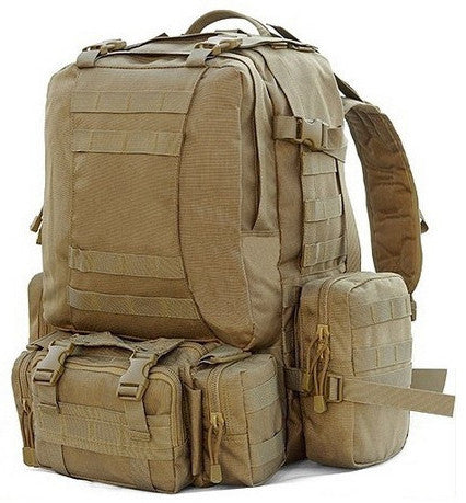 Military Hunting Hiking Fishing Outdoor Waterproof backpack by Serbags