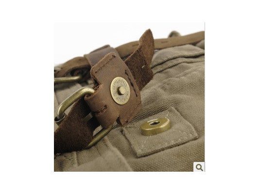 Military Messenger Bag - Serbags  - 8
