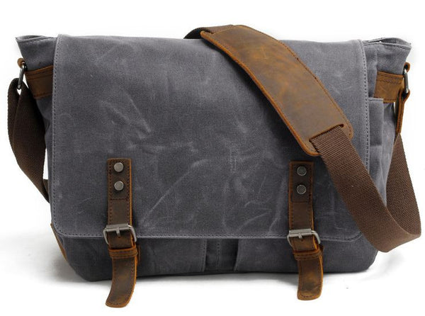 Canvas Camera Bag with 14