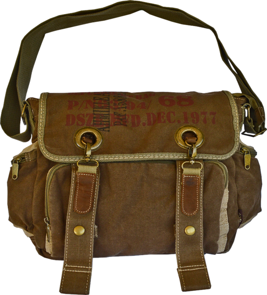 Retro Bike Messenger Bag - Serbags  - 2