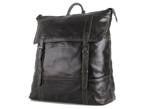 Selvaggio Genuine Leather  Backpack