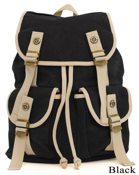 Trendy School Rucksack Backpack - Serbags  - 5