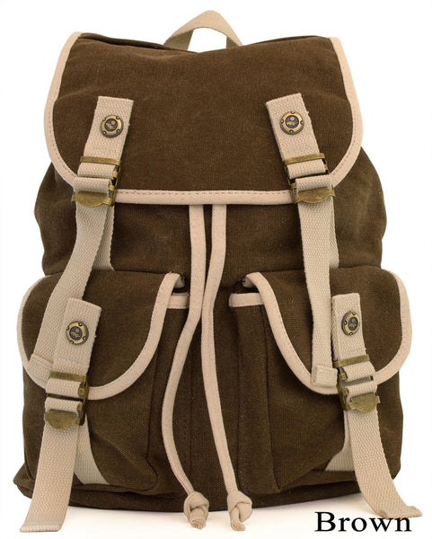 Trendy School Rucksack Backpack - Serbags  - 6