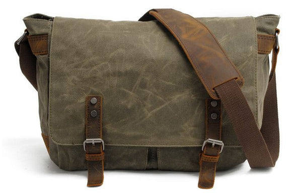 Camera Waxed Water Resistant Bag 14