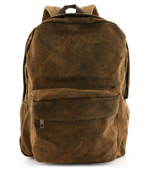 Classic Backpack with Front Pocket
