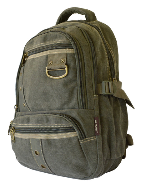 Classic School Backpack - Serbags  - 3