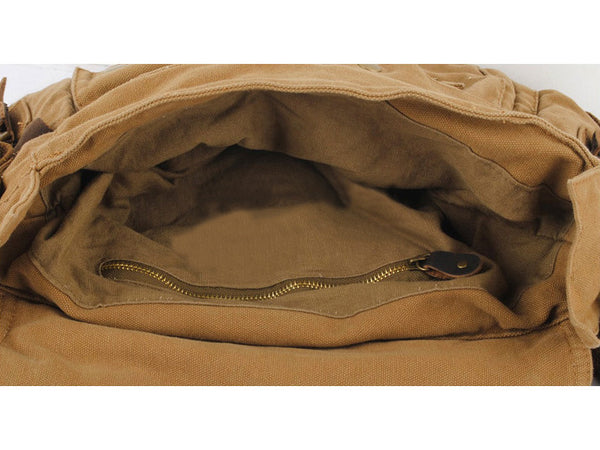 Military Shoulder Messenger Bag - Serbags  - 10