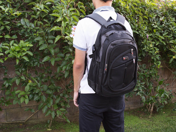 School Laptop Backpack Outdoor Style - Serbags  - 7
