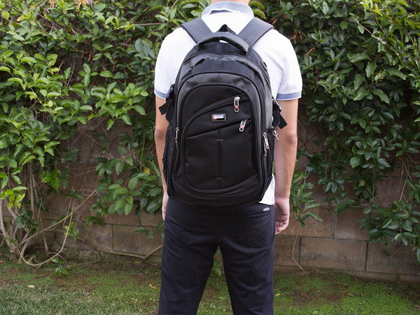 School Laptop Backpack Outdoor Style - Serbags  - 6