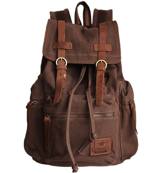 Sturdy Vintage School Hiking Outdoor - 15