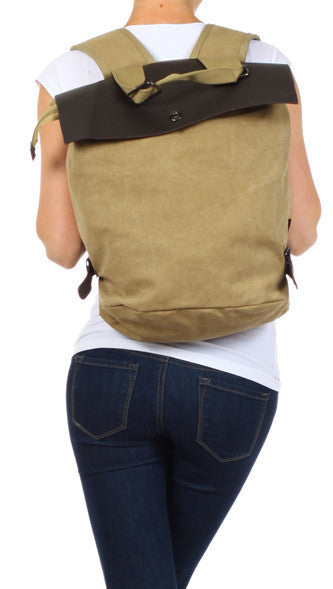 Rucksack Vintage Inspired Backpack - Serbags  - 2
