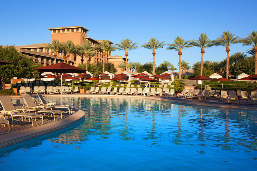 photo of the pool at the Westin Kierland Resort
