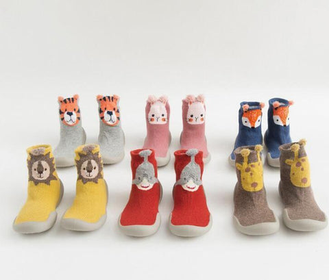 rubber grip baby shoes