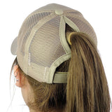 Ponytail Hat (Baseball Cap)